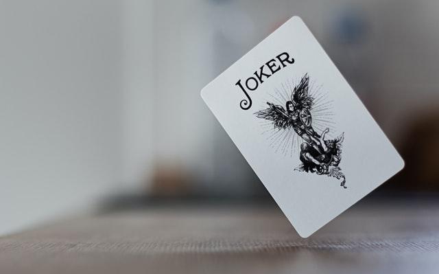Jokeren i kortspillet 500
